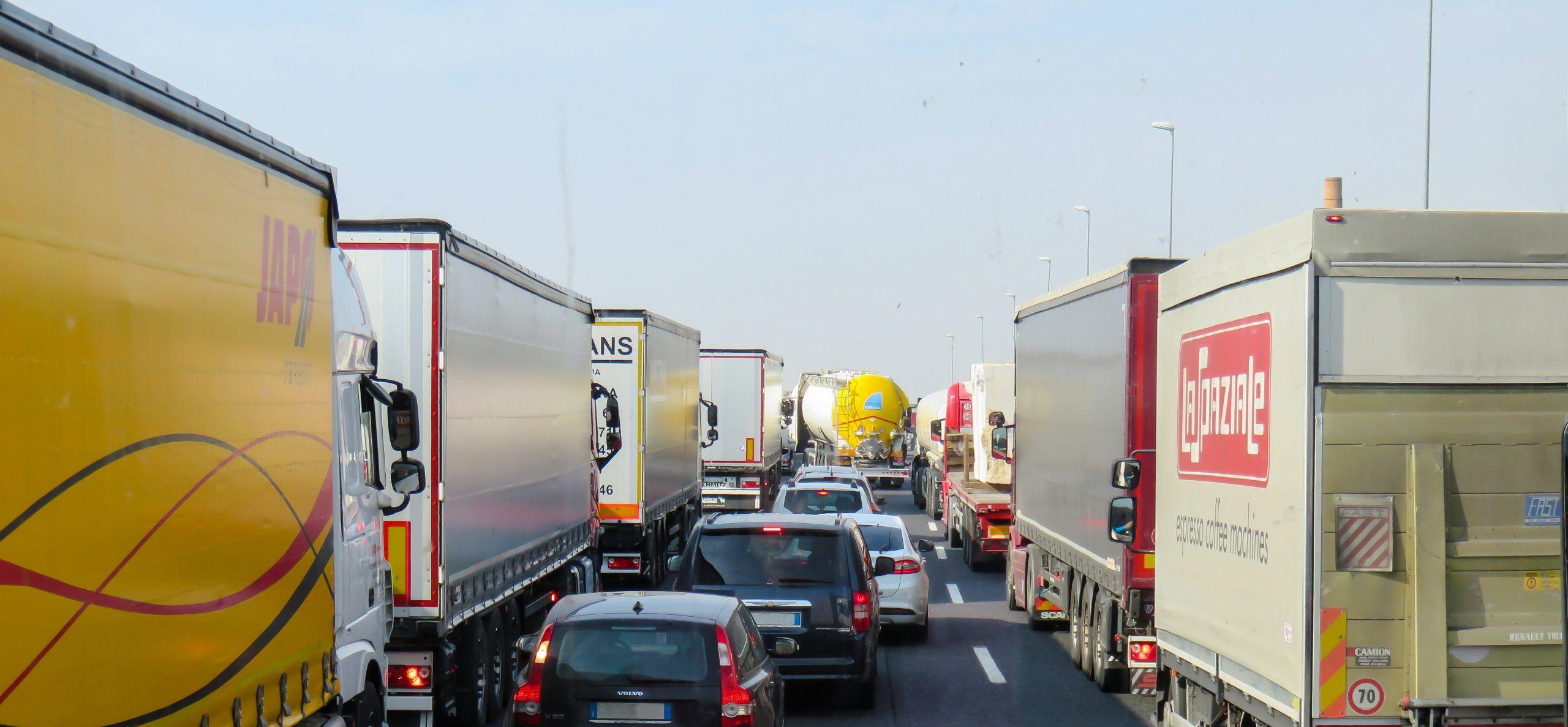LKW-Transporte